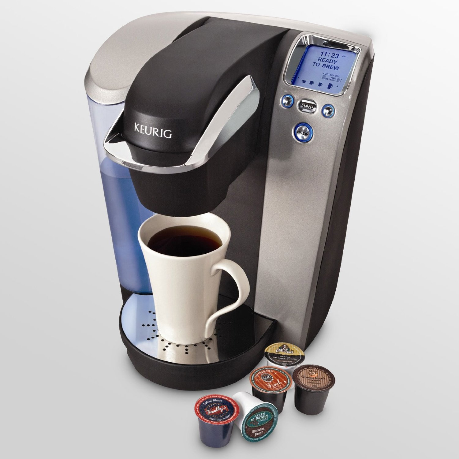 Coffee Maker For One : Registry Vote: Cuisinart or Keurig Coffee Maker? SimpleRegistry