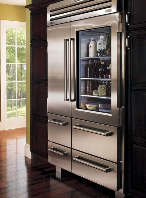 Incredible big ticket registry items sub zero - Glass door fridge for home ...