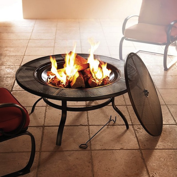 Sonoma Outdoor Fireplace. Sonoma Fire Pit Table 1 jpeg Modern Registry Trends  Backyard Pits SimpleRegistry