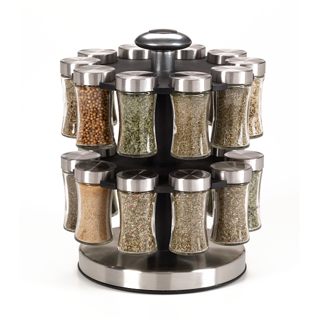 Bed Bath Beyond Spice Rack Free Refills