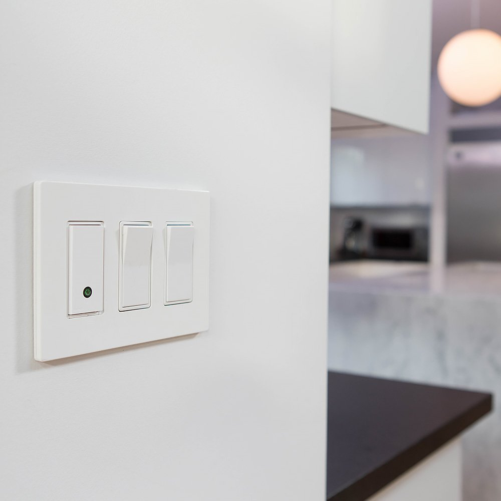 Home Light Switches: Registry Gifts We Love: WeMo Light Switch