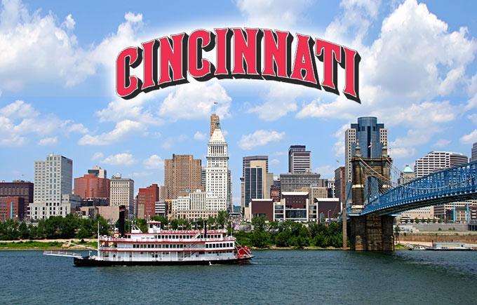 Cincinnati!